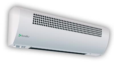Тепловая завеса Ballu BHC-3.000 SB (BHC-3 SB) - вид спереди