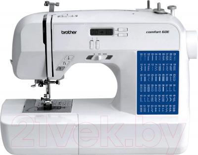 Швейная машина Brother Comfort 60E - общий вид