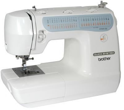 Швейная машина Brother Star-55 - вид спереди