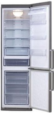 Холодильник с морозильником Samsung RL-44 ECRS - Общий вид
