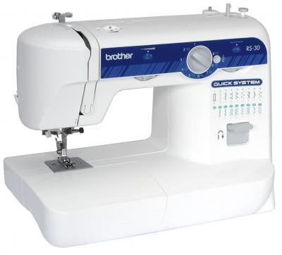 Швейная машина Brother RS-30 - вид спереди