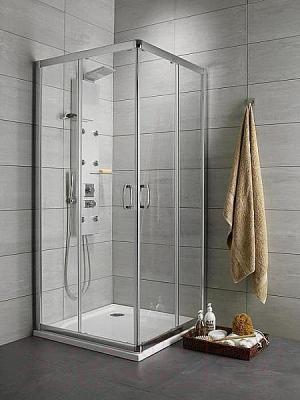 Стенка+дверь душевой кабины Radaway Premium Plus C800 (30463-01-06N)