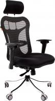 Кресло офисное Chairman 769 (ткань TW, черный) -