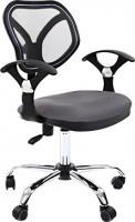 Кресло офисное Chairman 380 (серый) -