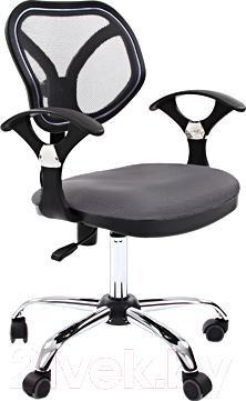 Кресло офисное Chairman 380 (серый)