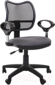Кресло офисное Chairman 450 (серый)