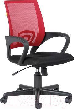Кресло офисное Chairman 696 (красный)