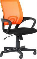 Кресло офисное Chairman 696 (оранжевый) -