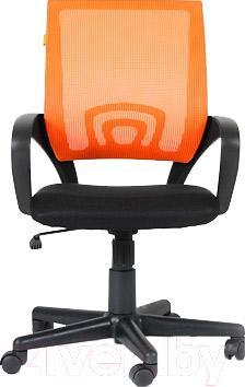 Кресло офисное Chairman 696 (оранжевый)