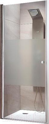 Дверь душевой кабины Radaway EOS DWJ 80 / 37913-01-01N