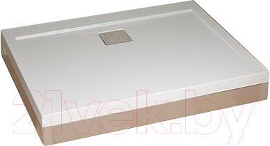 Фронтальная панель поддона Radaway Front Panel Argos D800x1200 (хром)