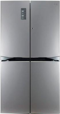 Холодильник с морозильником LG GR-M24FWCVM - общий вид