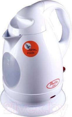 Электрочайник Polly EK-07 (белый)