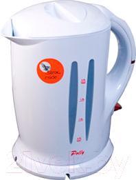 Электрочайник Polly ЕК-12 (белый) - общий вид