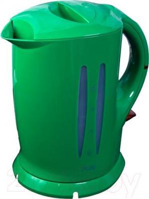 Электрочайник Polly ЕК-12 (зеленый) - общий вид