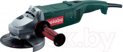 Профессиональная болгарка Metabo WX 23-180 Quick (606411000) - общий вид