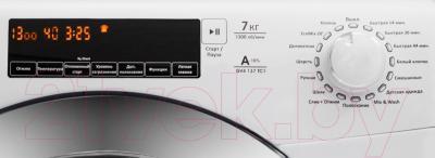 Стиральная машина Candy GV4137TC1 (31006250) - панель управления