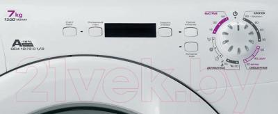 Стиральная машина Candy GC41272D-07 - панель управления