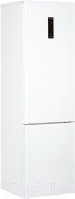 Холодильник с морозильником Candy CKBN 6200 DW (34001776)