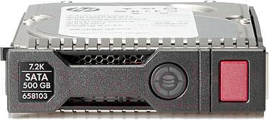 Жесткий диск HP 658071-B21 - общий вид