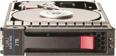 Жесткий диск HP AW556B - общий вид