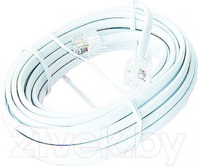 Коммутационный кабель Gembird TC6P4C-2M - общий вид