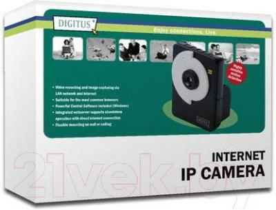 IP-камера Digitus DN-16024 - упаковка
