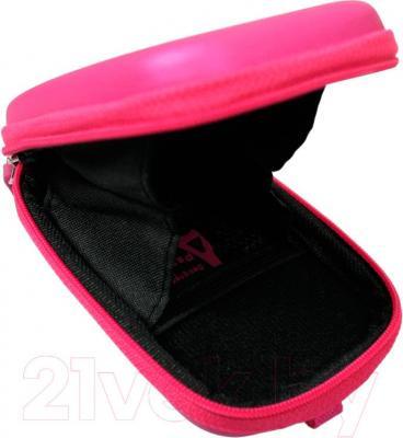 Сумка для фотоаппарата Port Designs Designs Colorado 400321 (розовый) - внутренний вид