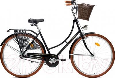 Велосипед Aist 28-271 (чёрный)