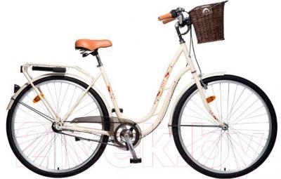 Велосипед Aist 28-261 (белый) - общий вид