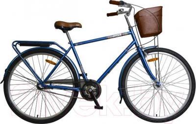 Велосипед Aist 28-161 (синий) - общий вид