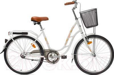 Велосипед Aist 24-210 (белый)