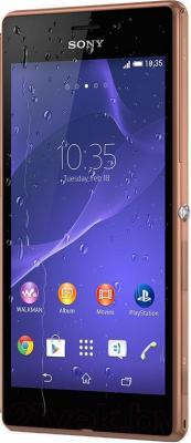 Смартфон Sony Xperia M2 Aqua / D2403 (медный)