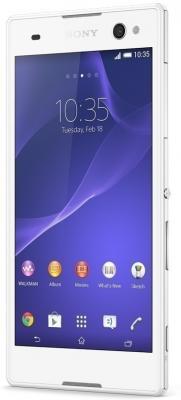 Смартфон Sony Xperia C3 / D2533 (белый)