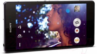 Смартфон Sony Xperia Z2 / D6503 (черный)