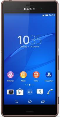 Смартфон Sony Xperia Z3 / D6603 (медный)