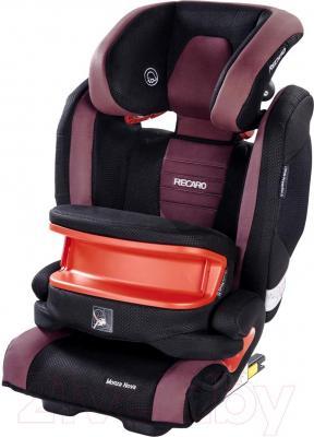 Автокресло Recaro Monza Nova Seatfix IS (фиолетовый) - общий вид
