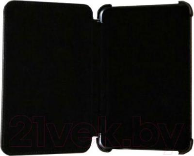 Обложка для электронной книги Onyx C63 (серый с тиснением) - вид изнутри