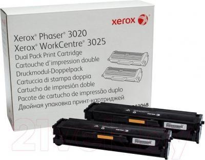 Тонер-картридж Xerox 106R03048