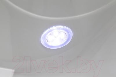 Душевой бокс Erlit ER4517TP-C3 - верхний свет