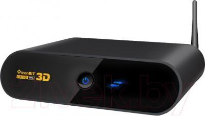 Медиаплеер IconBIT XDS73D mk2 - общий вид