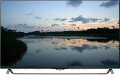 Телевизор LG 55UB830V - общий вид