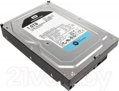Жесткий диск Western Digital Se 1TB (WD1002F9YZ) - общий вид