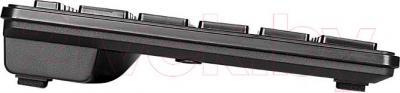 Клавиатура Sven Elegance 5800 (черная) - вид сбоку