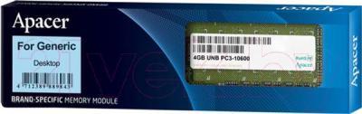 Оперативная память DDR3 Apacer DL.04G2J.K9M