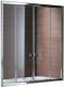 Стеклянная шторка для ванны Акваль ES004/150 -