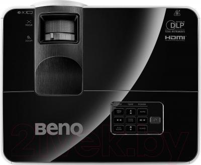 Проектор BenQ MW621ST - вид сверху