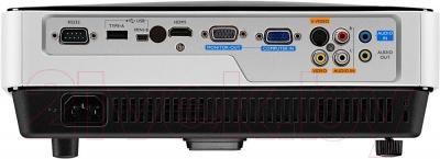 Проектор BenQ MW621ST - вид сзади