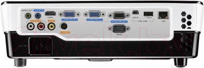 Проектор BenQ MW665+ - вид сзади