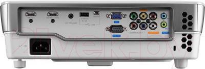 Проектор BenQ W1070+ - вид сзади